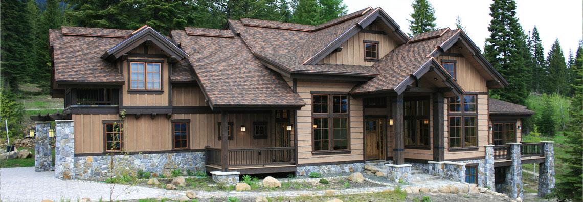 Lake Fork Lodge, Tamarack Resort, Idaho