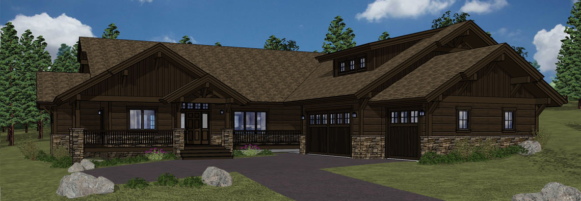 Lakeridge Residence, McCall, Idaho